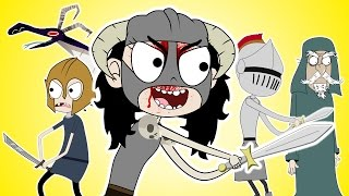 ♪ SKYRIM THE MUSICAL - Animated Parody Song