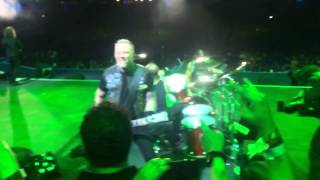 Metallica- Cyanide from the stage @ Rock in Rio USA 2015