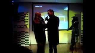 """Roberto Piazza y Sol Fernández: """"Procuro Olvidarte"""" - Show Inauguración Moon Paradise"""
