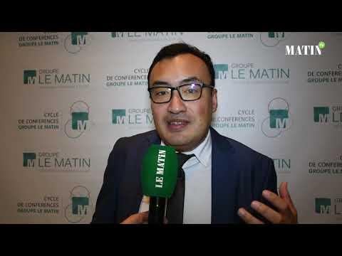 Video : Matinales Groupe Le Matin: Déclaration de Amine Diouri, directeur Etudes & Communication - Inforisk