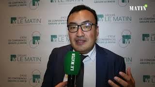 Matinales Groupe Le Matin: Déclaration de Amine Douiri, directeur Etudes & Communication - Inforisk
