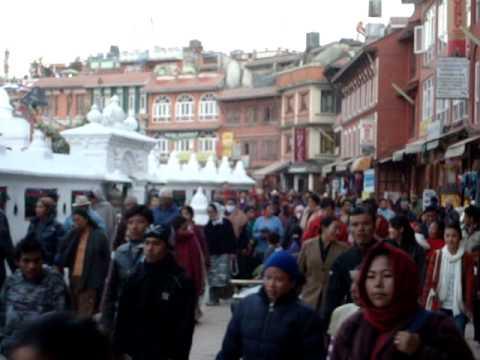 Stupa Boudista de Budda – Nepal