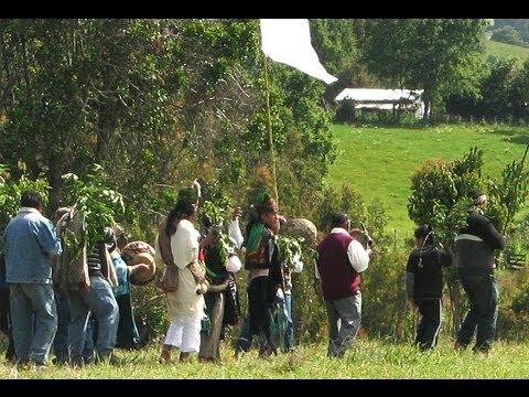 Ñaupany Puma – Peregrinaje por América I