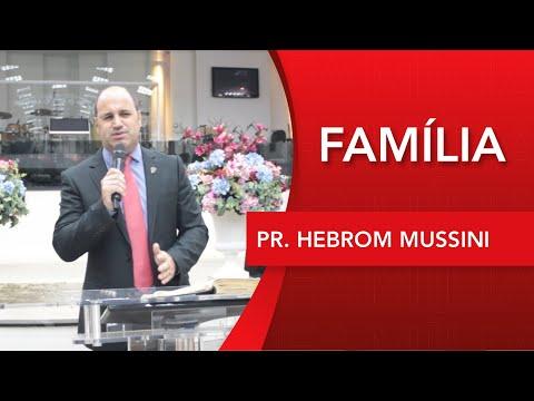 Pr. Hebrom Mussini   Não se conforme   Romanos 12.1   29 03 2020