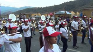 Banda Escuela ARAGUA  - Earth, Wind & Fire - Boogie Wonderland