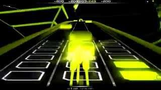 じん ft. LiSA - ヘッドフォンアクター [Audiosurf]