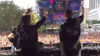 Galantis - Peanut Butter Jelly (Ultra Music Festival 2015)