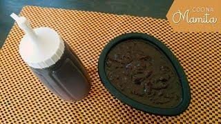 Salsa Negra Salvadoreña para Elotes Locos