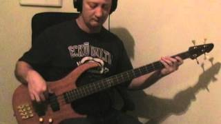 Marc Anthony You Sang To Me bass guitar cover