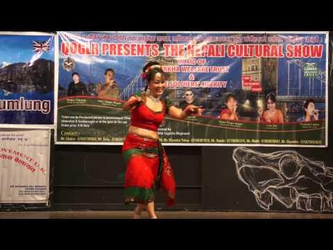 Kale Lane Ho, Gita Rai Dance