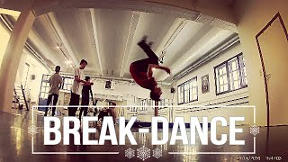 Breakdance🤸 - Dance & Cie / Eken H9, Filmora 🔴