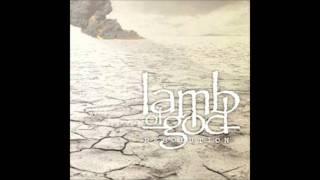 Lamb of God - Desolation (Lyrics + HD)
