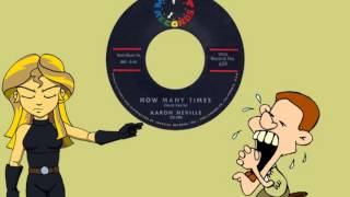 AARON NEVILLE - How Many Times (1962) Top 30 on KJR