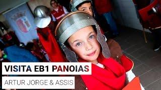 VISITA EB1 PANOIAS   ARTUR JORGE & ASSIS