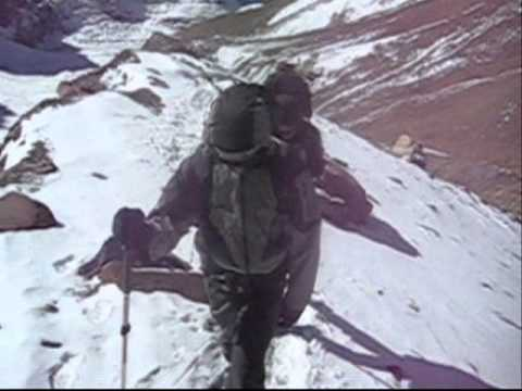 Dhampus Peak-Nepal 2012 Climb to 6030m
