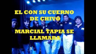 LA CONQUISTA DE LAZARO CARDENAS  CON EL DIABLO A DENTRO marcial tapia KARAOKE