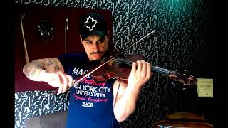 Turn Down for what by Douglas Mendes (Violin cover)