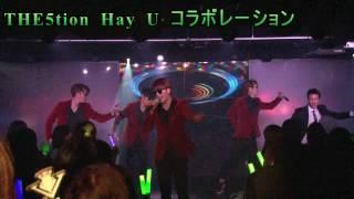 D.tion (디션)and KYNE コラボレーション Hay U