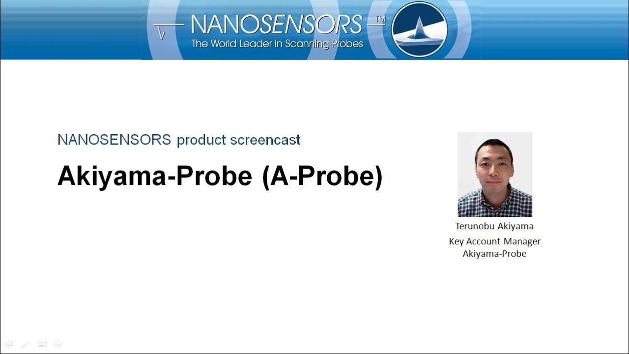 NANOSENSORS™ Akiyama-Probe (A-Probe) thumb