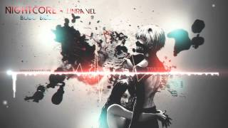 Nightcore - Unravel | Tokyo Ghoul OP ver. Miku Hatsune