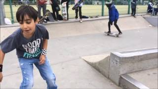 Jacob Fox London - Skate Edit - NWA Express Yourself