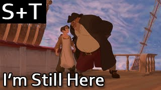 Treasure Planet - I'm Still Here - Hebrew (Subs+Translation)