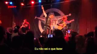 Corey Taylor ft. Jim Root - Vermillion (pt.2) (live acoustic) [Legendado PT-BR]