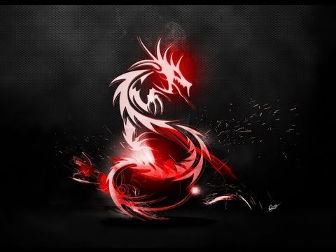تحميل ثيمه التنين Dragon لويندوز 7 و 8