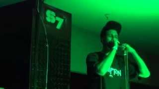 """Blu """"Burgundy Whip"""" - Live in El Paso"""