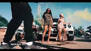 Preto Show Feat. Davido - Mamawe (Behind The Scenes Official)