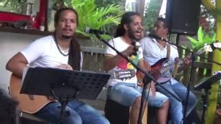 Issa Drumy Akoustic Reggae Live