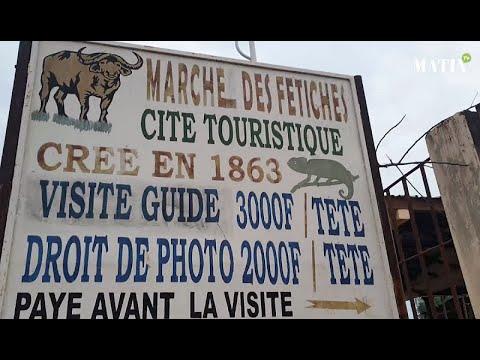Video : Immersion dans le marché des féticheurs du Togo