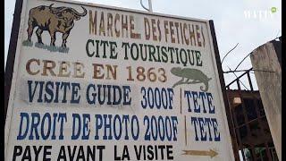 Immersion dans le marché des féticheurs du Togo