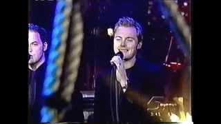 "Whistle Down the Wind ""No Matter What"" Boyzone, Rosie O'Donnell Show 1999"