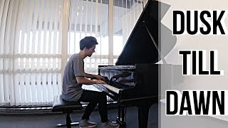 ZAYN - Dusk Till Dawn ft. Sia (Piano cover) by Peter Buka