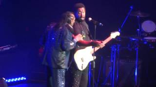 "THE COMMODORES ""Sail On"" at Hard Rock Live -Florida-10-14-2016"