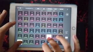 M4SONIC-Virus (cover) Launchpad for ipad