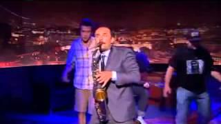Última Ceia - Improviso de Rui Unas/Diego Figueiredo/Rizumik/Sam The Kid