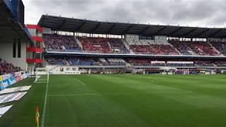 Doosan Arena - FC Viktoria Pilsen - SK Sigma Olmütz 1:0, 12.08.2017 - Groundhopping
