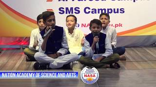 Main Sowan Manji QawaLi | Annual Function | Nation Academy (NASA)