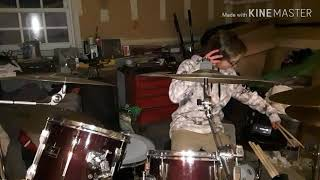 I Prevail- Rise drum cover