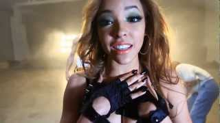 "Tinashe ""This Feeling"" Music Video BEHIND THE SCENES!!"
