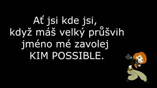 Kim Possible║ Text
