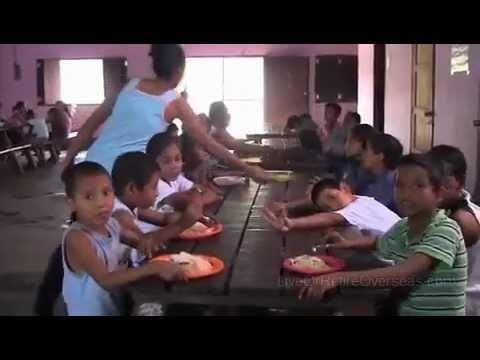 Helping Poor Children in Granada Nicaragua