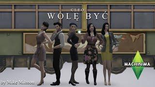 Wolę Być - Cleo || Sims 4 Machinima