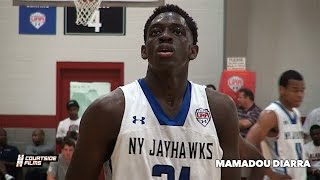 Uconn Commit Mamadou Diarra Is A MONSTER! width=