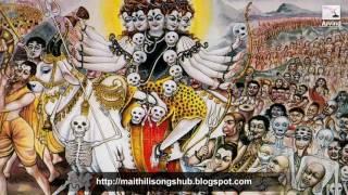 मैथिलि -Maithili Geet (Songs) Rare- Aye Maai Aehi Vidhi by Sharda Sinha !!