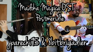 Puella Magi Madoka Magica OST - Postmeridie ft. 8bitbrigadier