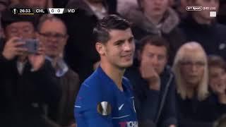 Chelsea vs Videoton 1 0 Full Highlights All Quality HD