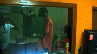 Don Wilson & Denexl em estúdio